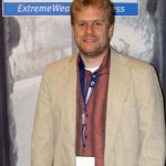 Foto (von Michael Green): Hans-Martin Goede nahm auch 2007 wieder am Kongress in Hamburg teil